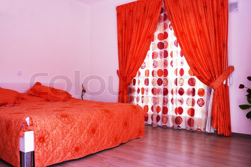 Interior Decoration Bed Room