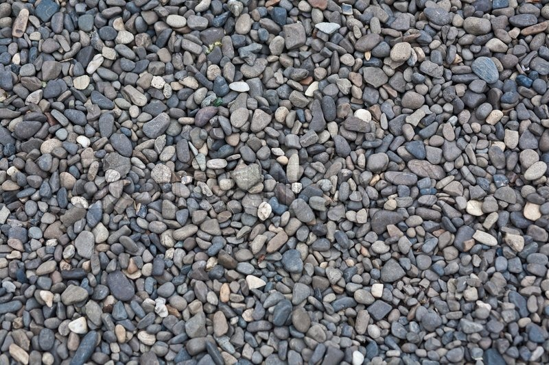 Small White River Rocks