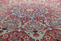 Handmade carpet at the Grand Bazaar in Istanbul, Turkey ...