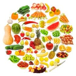 food circle items lots voedsel met veel healthy control afbeelding