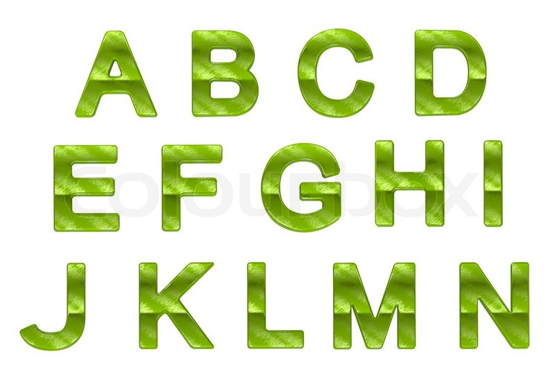 green ecofriendly a n