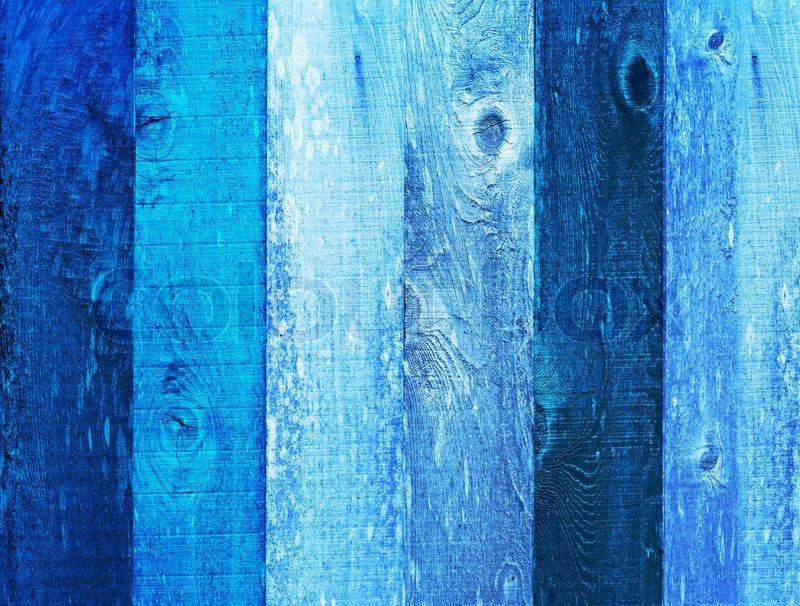 Distressed Vintage Robins Egg Navy  Powder Blue Grunge