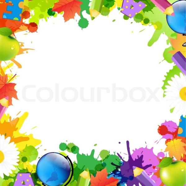 School Frame Stock Colourbox