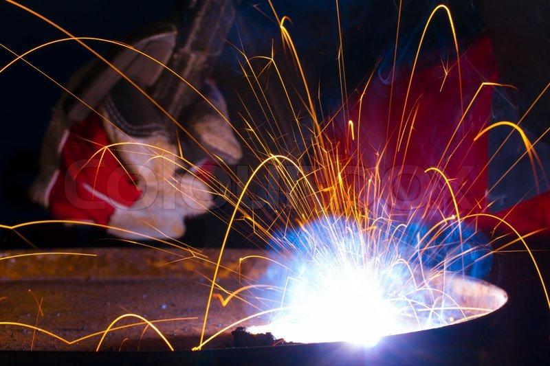 Industrial Welding Tool