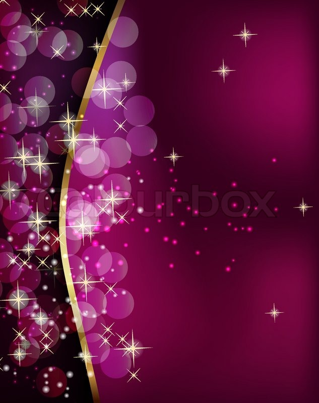 Abstract beauty Christmas and New Year   Stock Vector  Colourbox