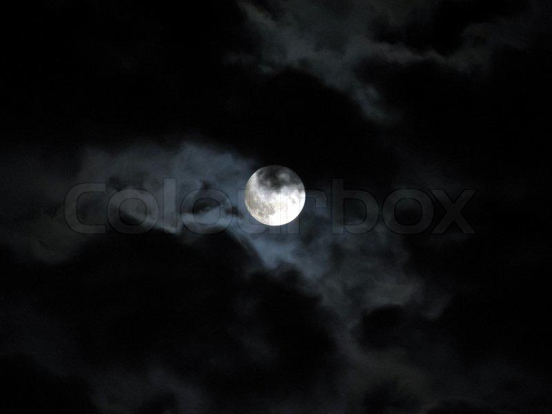 halloween full moon in