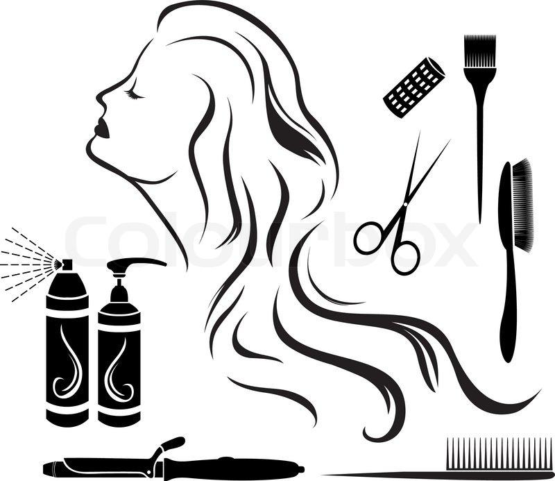 Friseursalon Logo