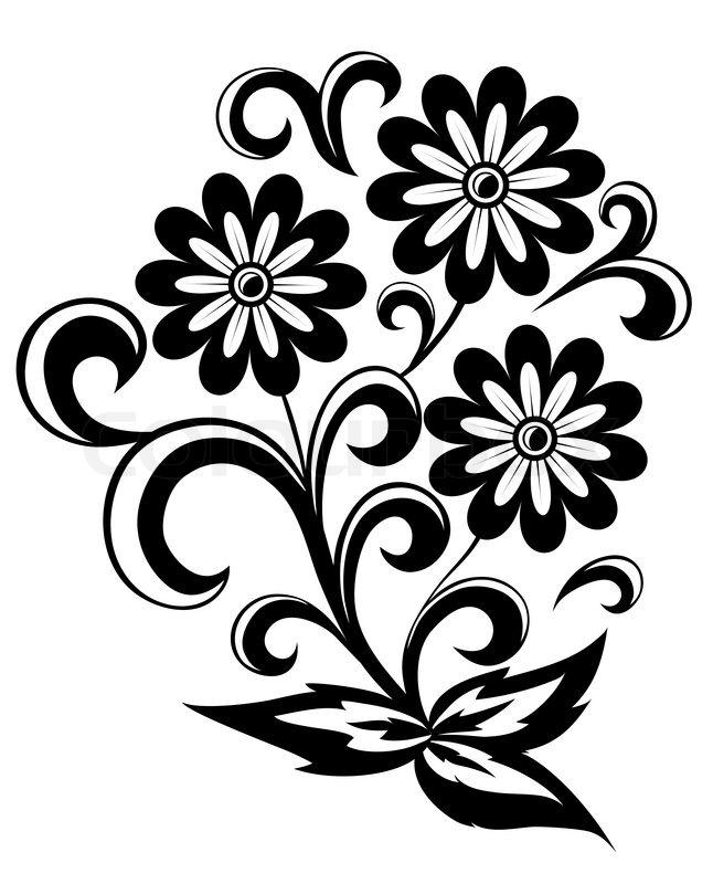 Corak Lukisan : corak, lukisan, Pilihan, Corak, Bunga, Cantik, Untuk, Aktiviti, Kreatif, Voize