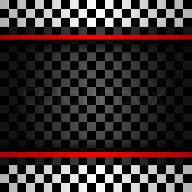 Racing square backdrop vector illustration 10eps  Stock