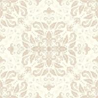 Vector damask seamless pattern element. Elegant luxury ...