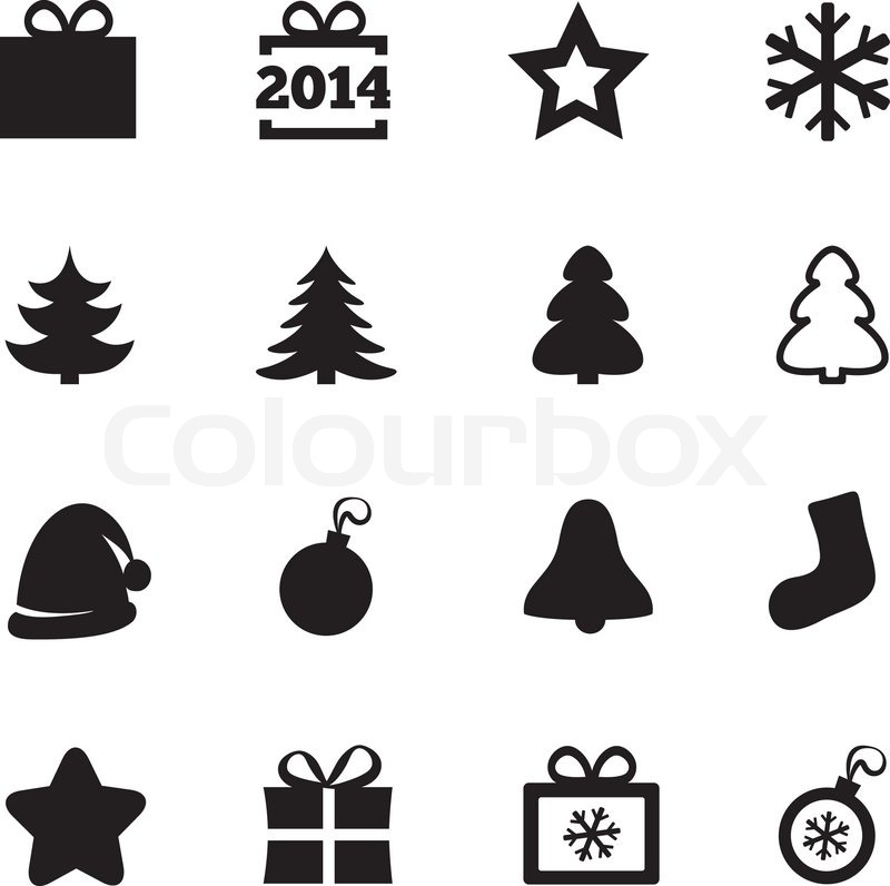 2014 Happy New Year Icons