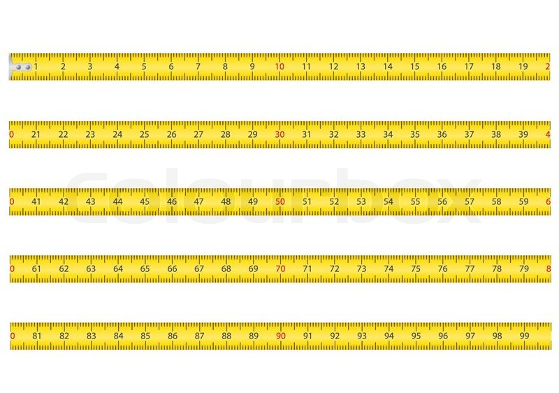 Ruler Printable Millimeter