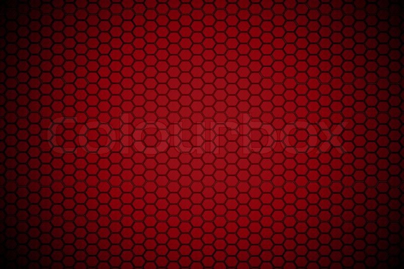 Polka Dot Wallpaper Iphone Dark Red Hexagon Steel Texture Stock Photo Colourbox