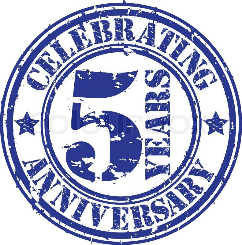 5 Year Wedding Anniversary Symbol