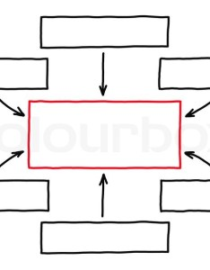 Male hand drawing blank flow chart with marker on transparent wipe board stock photo colourbox also rh