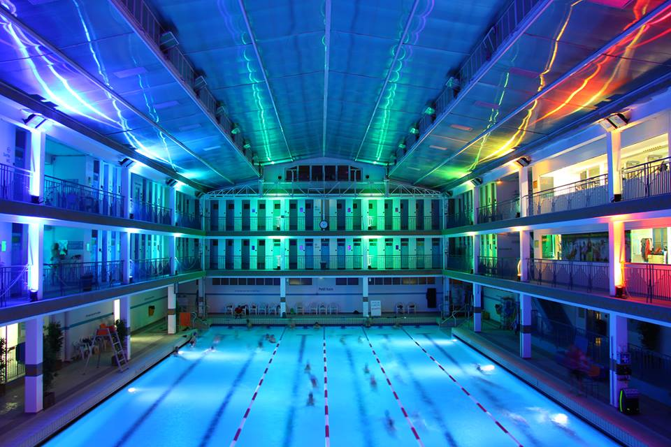 Les 10 plus belles piscines  Paris