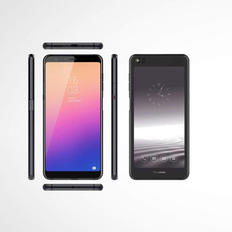 Image result for HiSense A6