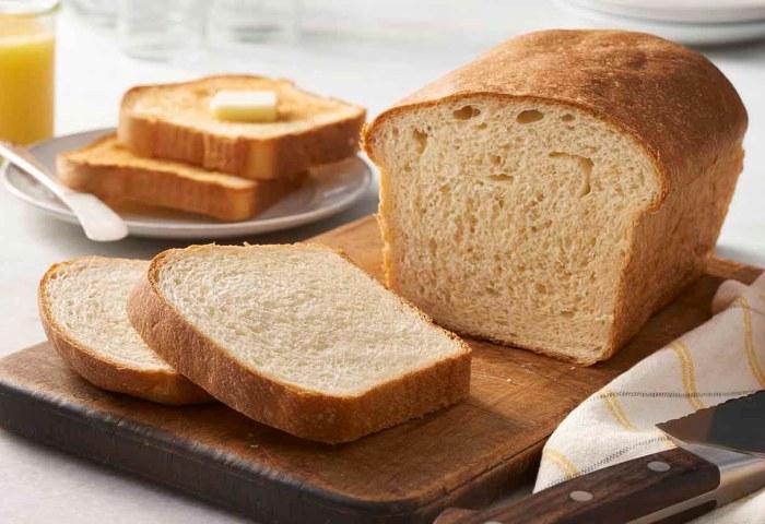 Walter Sands Basic White Bread Recipe King Arthur Flour
