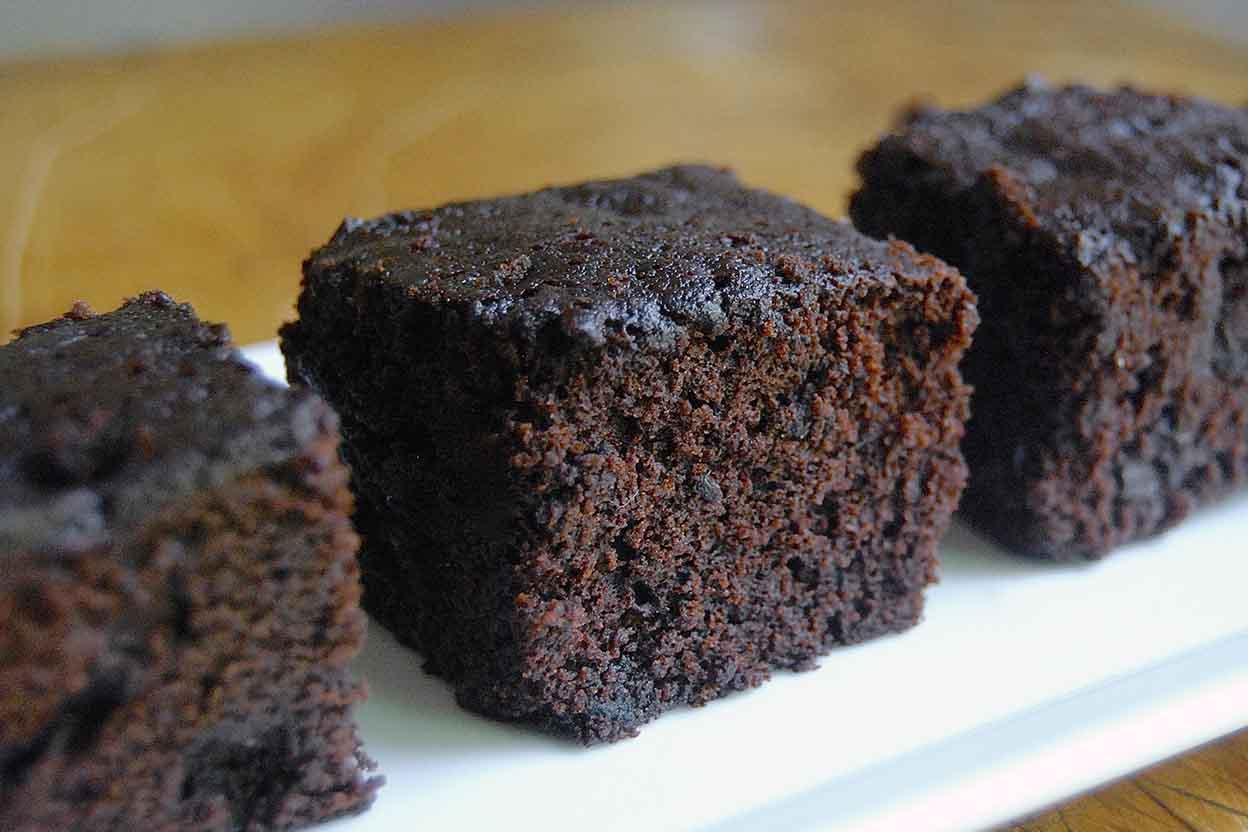 American Brownie Muffins Rezept Appetitlich Foto Blog