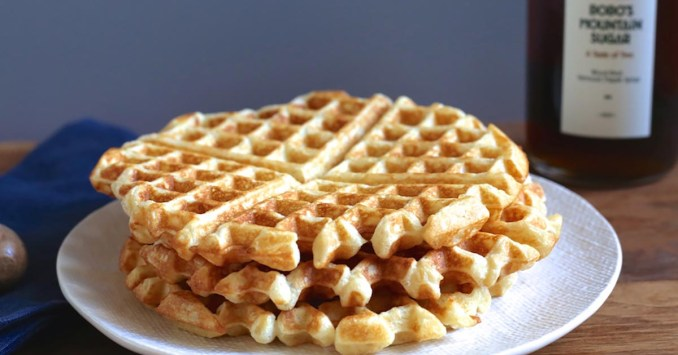 Classic Buttermilk Waffles Recipe | King Arthur Flour