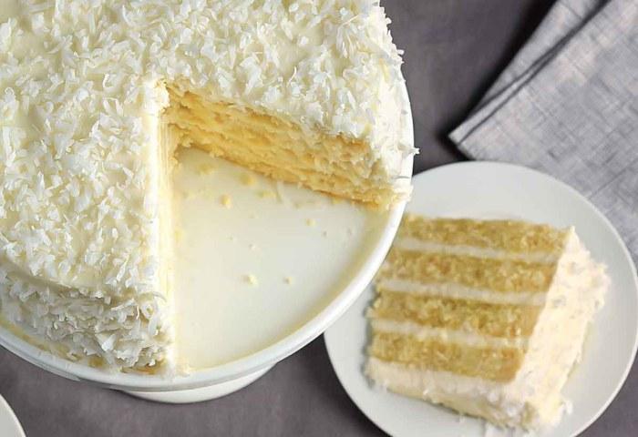 Coconut Cake Recipe King Arthur Flour
