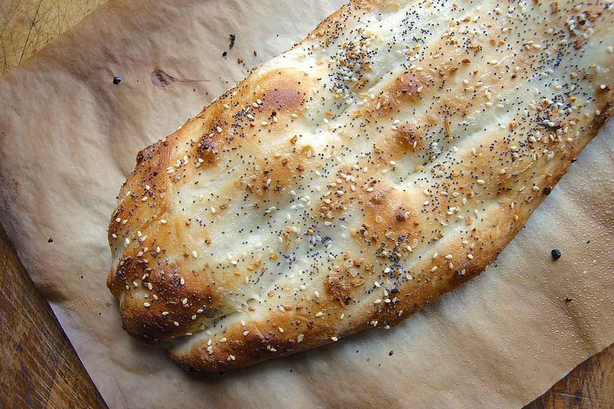 Hot Bread Kitchens Nane Barbari Recipe  King Arthur Flour