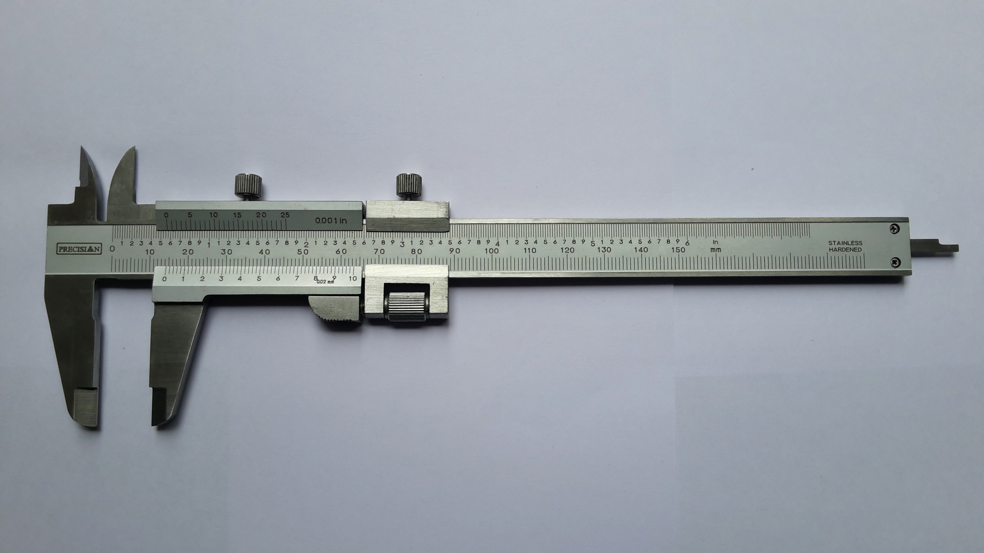 Buy Precision 0 600 Mm 0 24 Inch Vernier Caliper Best