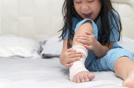 成長痛は4〜6歳がピーク! 中學生頃の痛みは違う癥狀の可能性大 | 子供とお出かけ情報「いこーよ」