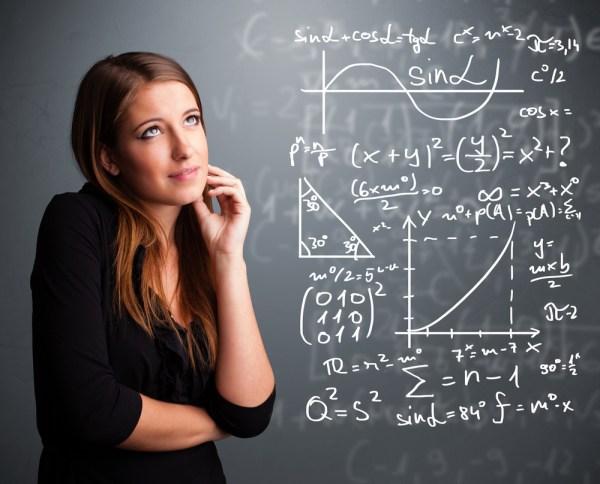 Girl Math Teachers