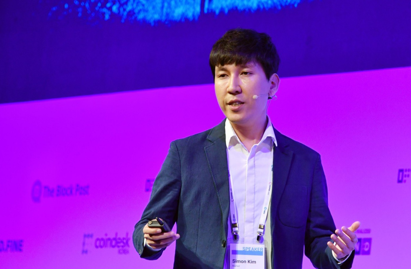 Hashed CEO Simon Kim Explains Why Client-Centered Apps are the Way forward for Blockchain
