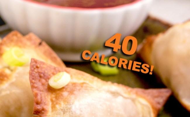 Air Fryer Chicken Potstickers More Healthy Wonton