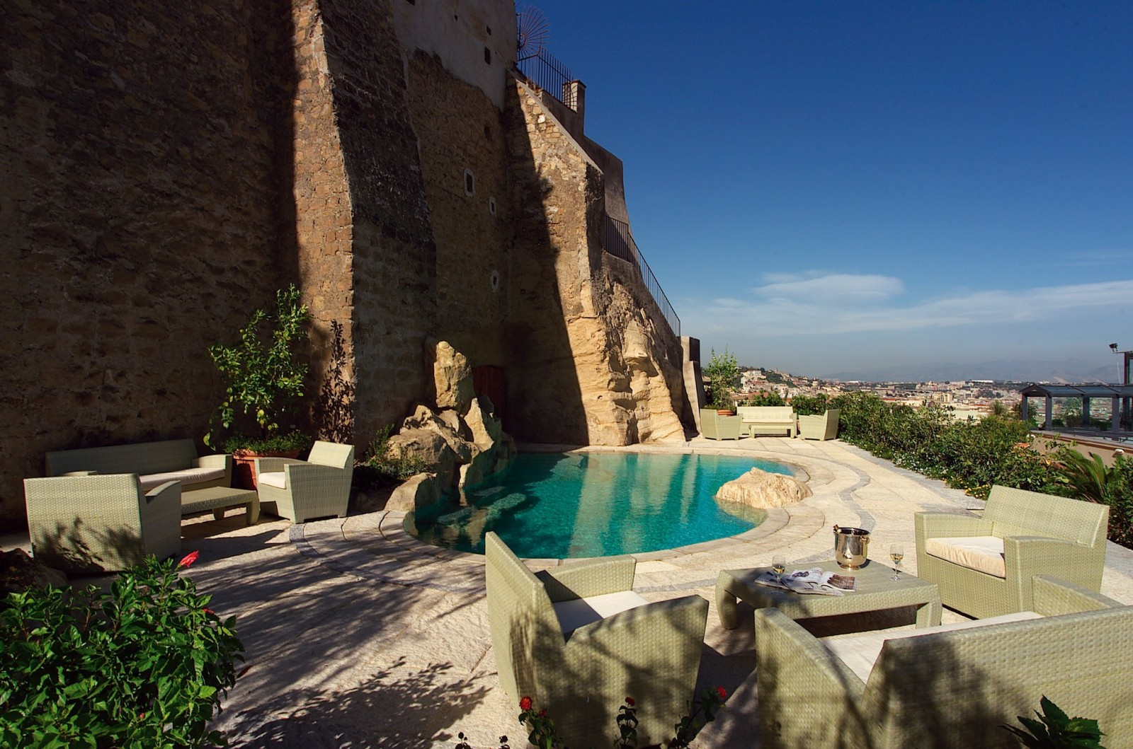 Hotel San Francesco Al Monte   Wellness Hotel Napoli