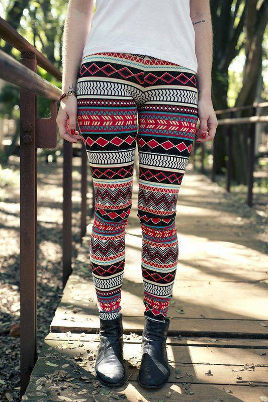 Legging Colour - Wear Ever