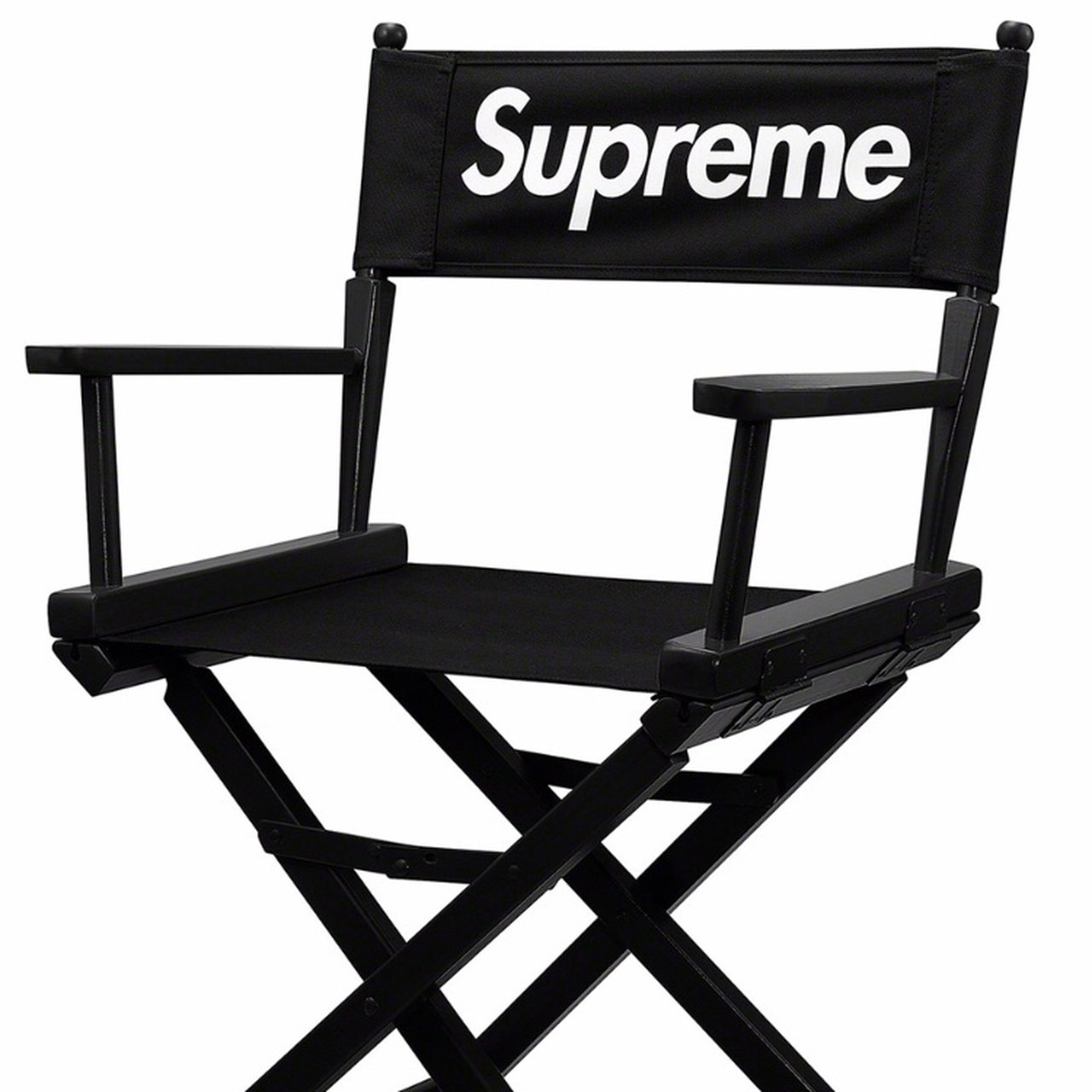 Black Directors Chair Listed On Depop By Streetsource