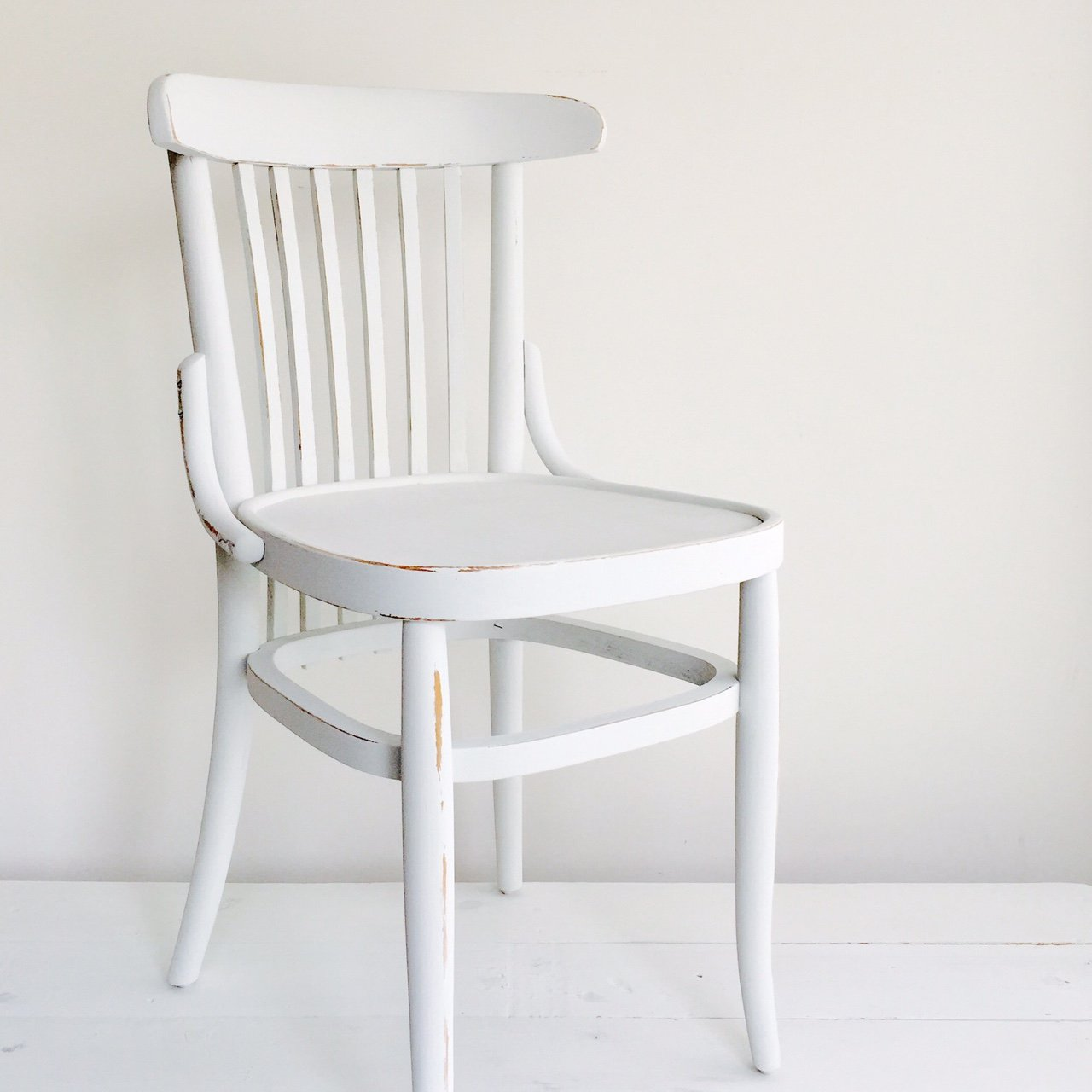 White Bistro Chairs Listed On Depop By Labaan