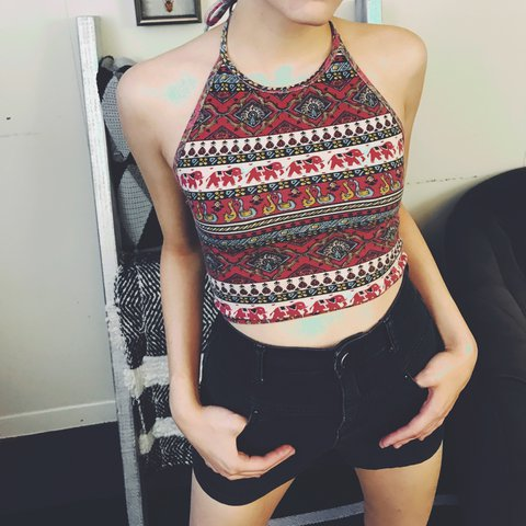 Indian Elephant Tube Top From 0