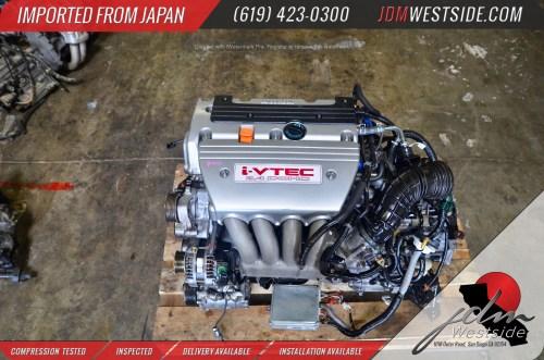 small resolution of throtl jdm acura tsx type s rbb 2 engine k24a k24 motor i vtec 2 4
