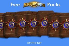 Free Hearthstone Card Packs