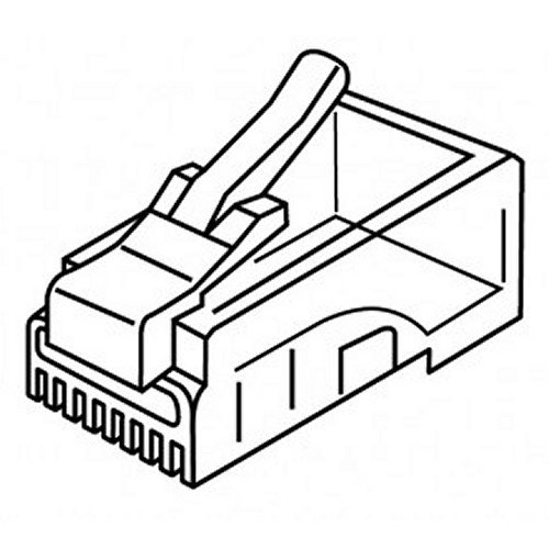Buy Digilink RJ45 Connectors [100 Pack] in India at the