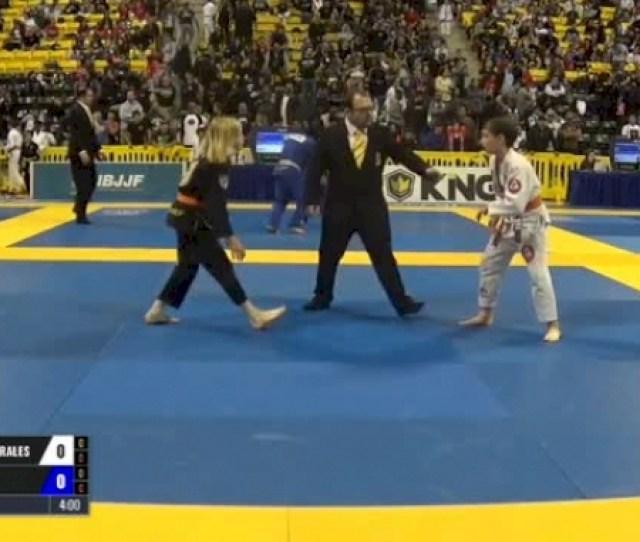 Dominic Santos Morales Vs Daniel R Deeder Pan Kids Jiu Jitsu Ibjjf Championship
