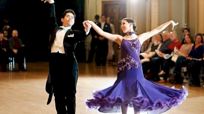 8 ballroom dance styles