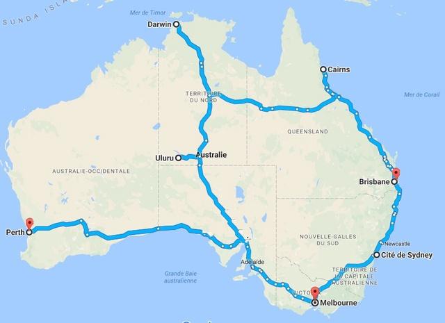 Le Van Livres En Australie Ulule