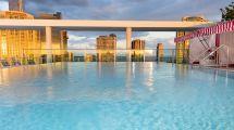 Rooftop Pool In Miami Atton Brickell