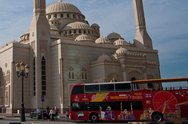 HopOn HopOff Bus Tour Sharjah City Sightseeing169
