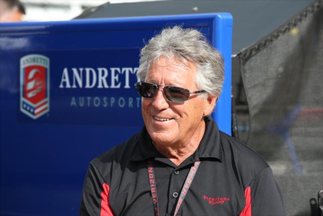Andretti se ubica segundo en el listado de más victorias en la historia (FOTO: Chris Jones/INDYCAR)