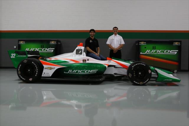 Kaiser ganó el título de Indy Lights el año pasado (FOTO: Chris Jones/IMS, LLC Photo)