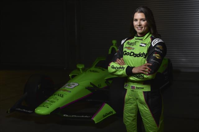 Danica manejará para Ed Carpenter racing en su despedida de las pistas (FOTO: Chris Owens/IMS, LLC Photo)