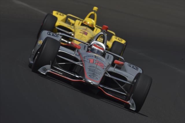 ¿Tendrán la clave Penske y Chevrolet? FOTO: Chris Owens/IMS, LLC Photo