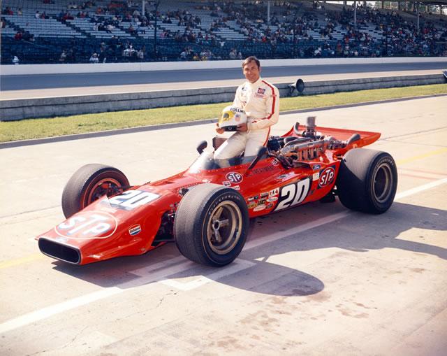 FOTO: Archivo Indianapolis Motor Speedway