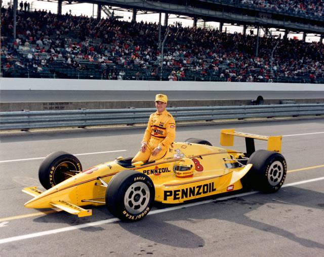 FOTO: Indianapolis Motor Speedway
